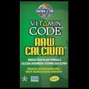 Vitamin Code Raw Calcium - 60 Capsules