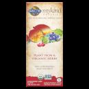Bevanda al ferro vegetale ed erbe gusto mirtillo rosso e lime Mykind Organics 240 ml