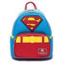 Loungefly Dc Comics Vintage Superman Cosplay Mini Backpack