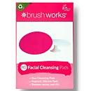 Brush Works - Disques nettoyants pour le visage