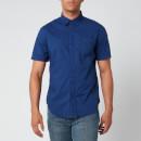 Levi's Men's Garment Dye Standard Shirt - Blueprint