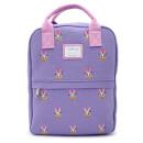 Loungefly Disney Sensational 6 Daisy Aop Canvas Backpack