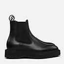 Diemme Women's Alberone Leather Chelsea Boots - Black