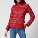 Barbour Women's Murrelet Quilt Jacket - Burnt Red