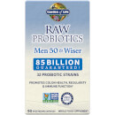 Raw Microbiomes Men 50+ and Wiser - Cooler - 90 Capsules