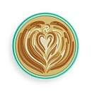 I Heart Revolution Tasty Coffee Bronzer - Cappuccino