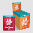 Clear Whey Sample Pack