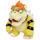 Bowser Soft Toy