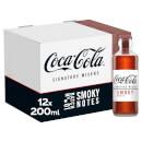 Coca-Cola Signature Mixers Smoky 12 x 200ml