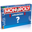 Monopoly Board Game - Ayr Edition