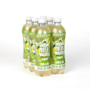 Clear Vegan Protein Water - 6 x 500ml - μπουκάλι - Lemon Lime
