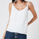 Tommy Jeans Women's Branded Straps Cami Top - White
