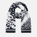 Joules Women's River Large Woven Scarf - Multi Animal
