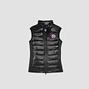 Canada Goose Women's Hybridge Lite Vest - Black