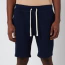 Polo Ralph Lauren Men's Rl Fleece Athletic Shorts - Cruise Navy