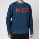 HUGO X Liam Payne Men's Dakazie Sweatshirt - Dark Blue