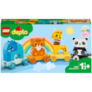 LEGO DUPLO My First: Animal Train Toy for Toddlers (10955)