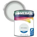 Homebase Matt Paint - White Marble 5L