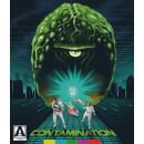 Contamination (Includes DVD)