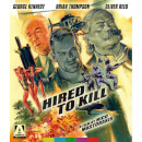 Hired To Kill (Includes DVD)