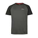 Men's Tech Tee Short Sleeve 2.0 - Dark Grey / Black