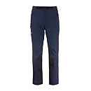 Men's Winter Fast Hike Trousers - Dark Blue / Black