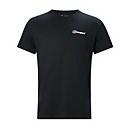 Men's Berghaus Logo T-Shirt - Black