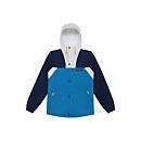Unisex Windbreaker 21 Jacket - Blue / Grey