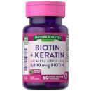 Biotin Complex with Keratin & Alpha Lipoic Acid