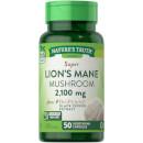 Lion's Mane Mushroom Complex - 50 Capsules