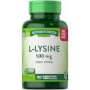 L-Lysine 500mg