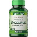 B-Complex + Vitamin C