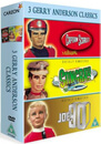 Classic Supermarionation - Captain Scarlet/Stingray/Joe 90