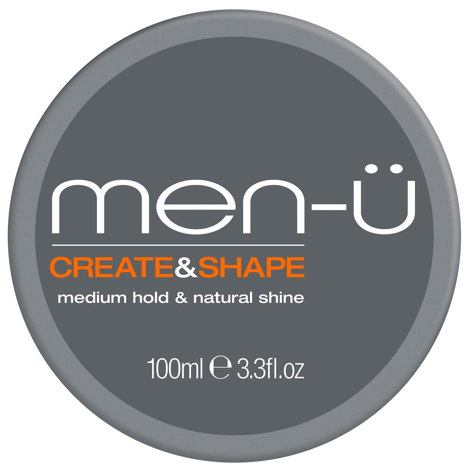 men-u Create & Shape 3 oz