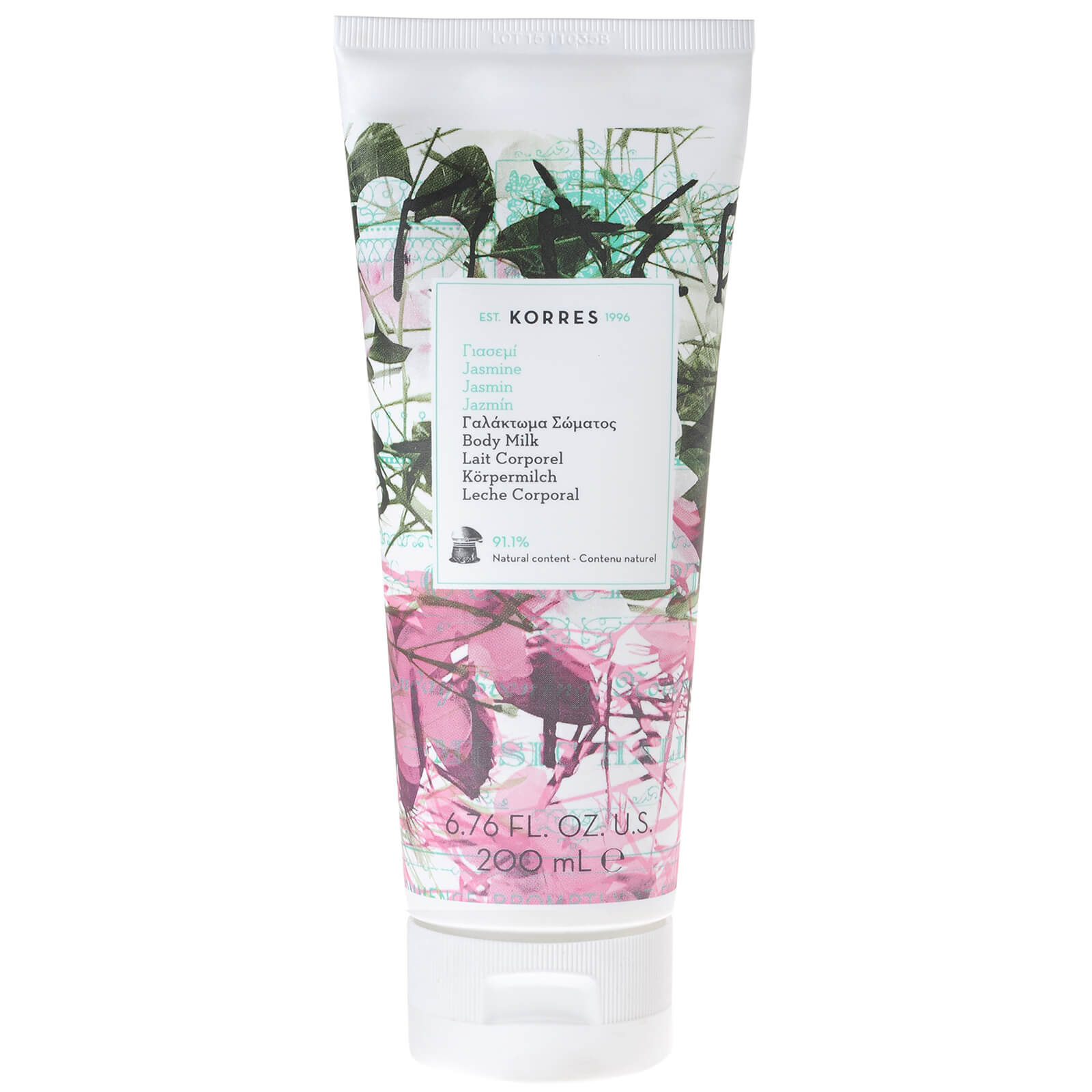 Korres Jasmine Body Milk 200ml