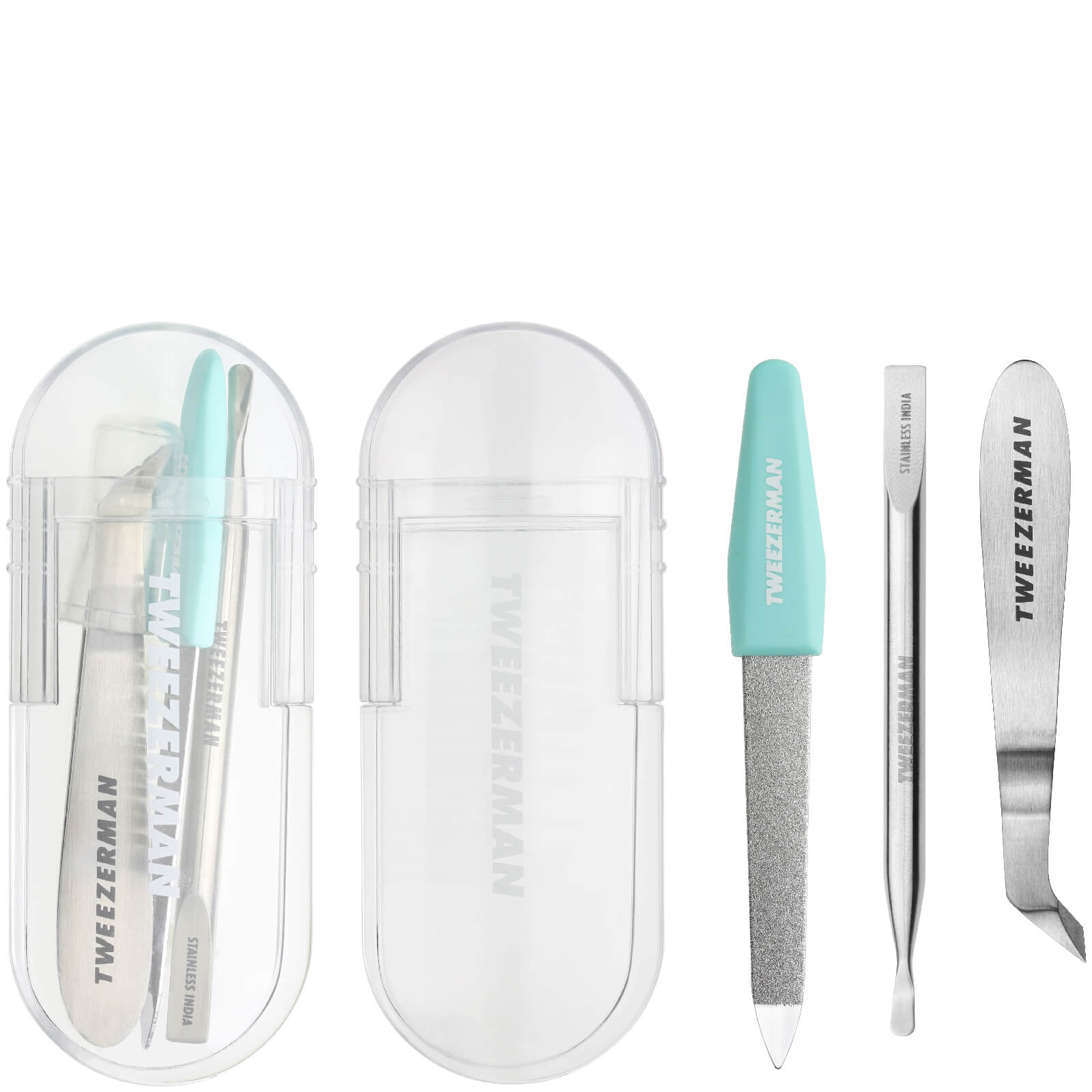 Tweezerman Nail Rescue Kit