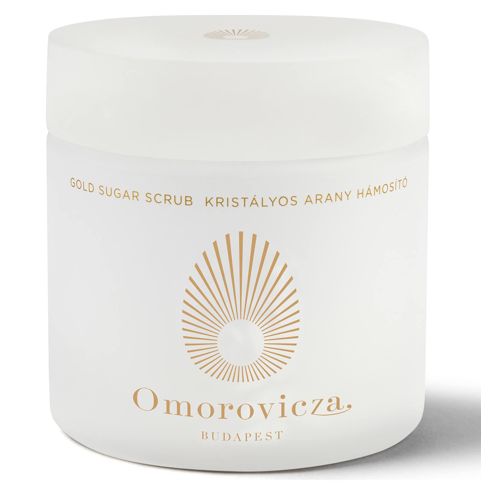 Omorovicza Gold Sugar Scrub 200ml Beautyexpert Marina Body Product Description