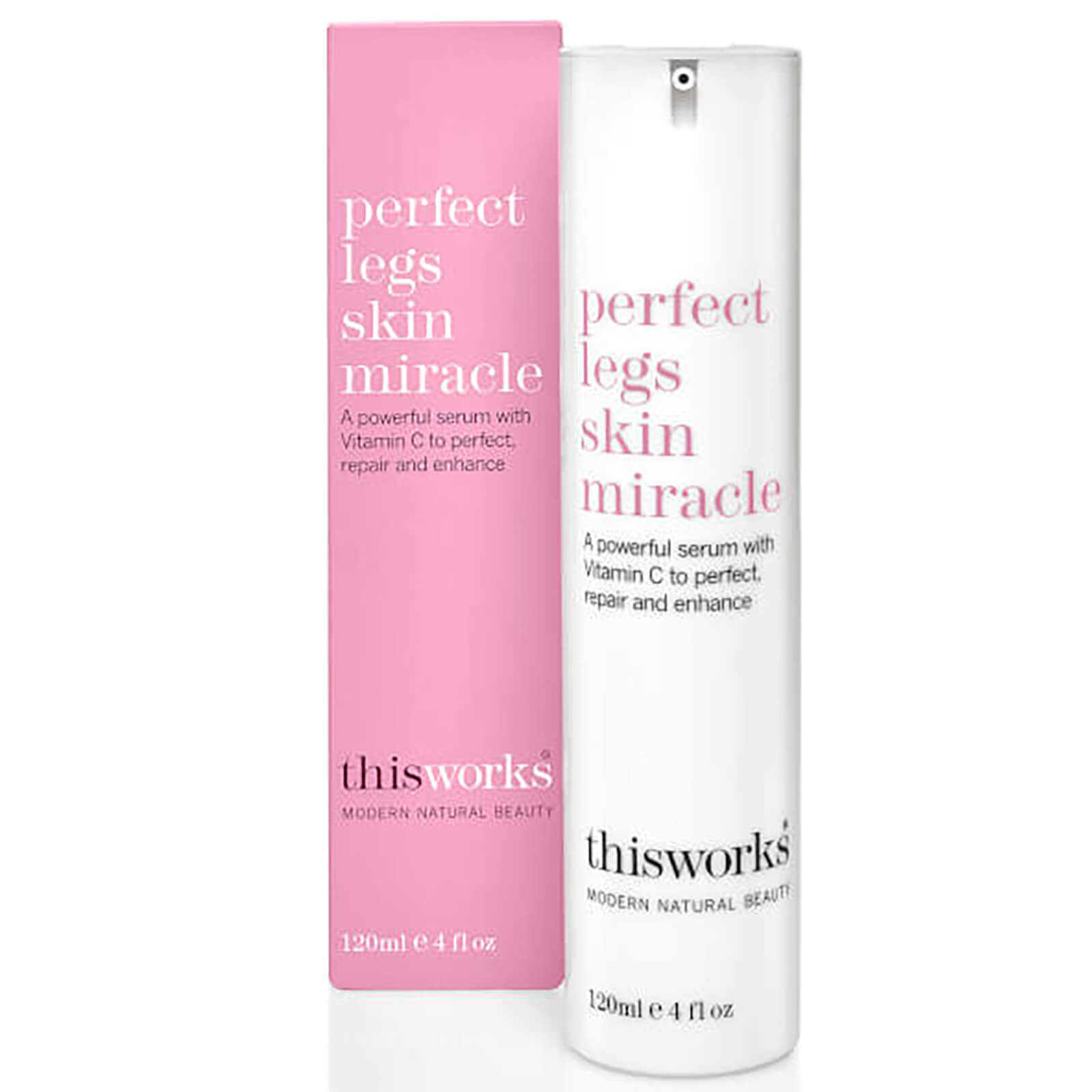 this works Perfect Legs Skin Miracle (120ml) | BeautyExpert