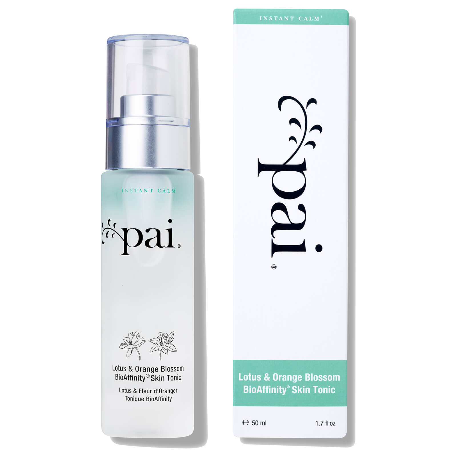 Pai Lotus and Orange Blossom BioAffinity Toner 50ml