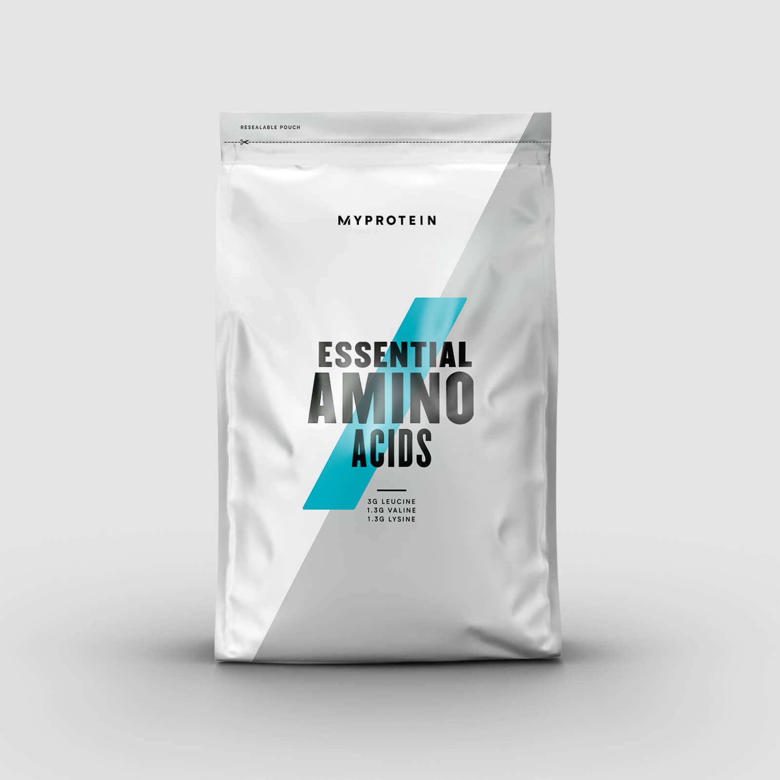 essentiella aminosyror tillskott
