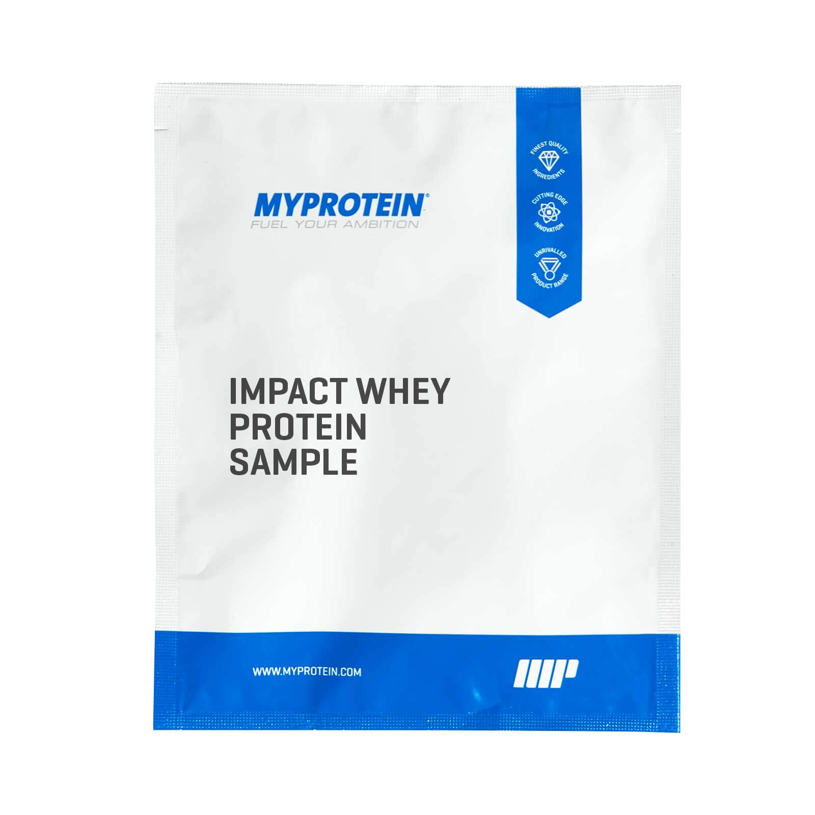 Impact Whey Protein (Sample) - Vanilla - 0.9 Oz (USA)