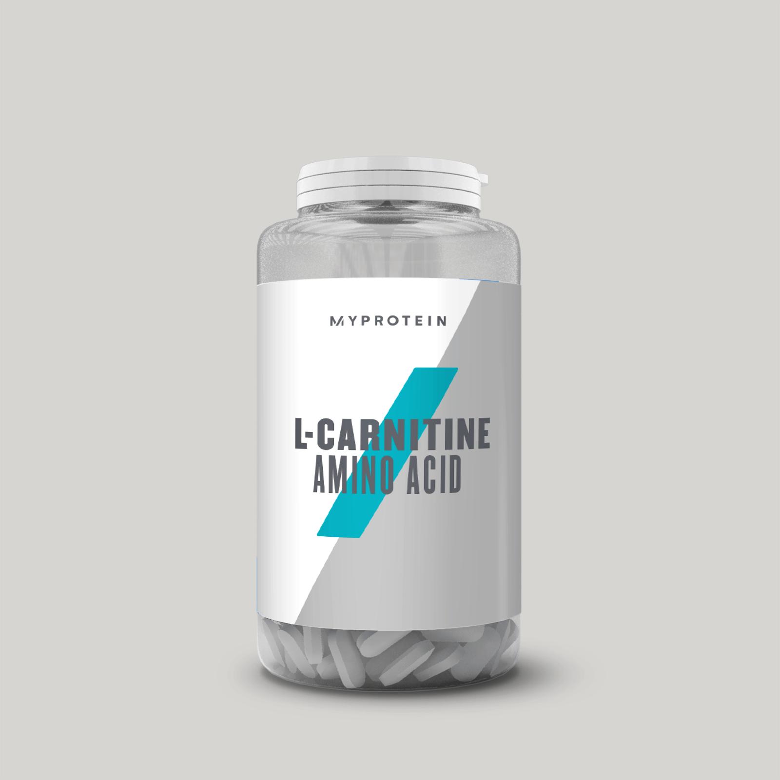 ... L-Carnitine Amino Acid - 90tablets - Unflavoured f11209b5fab4