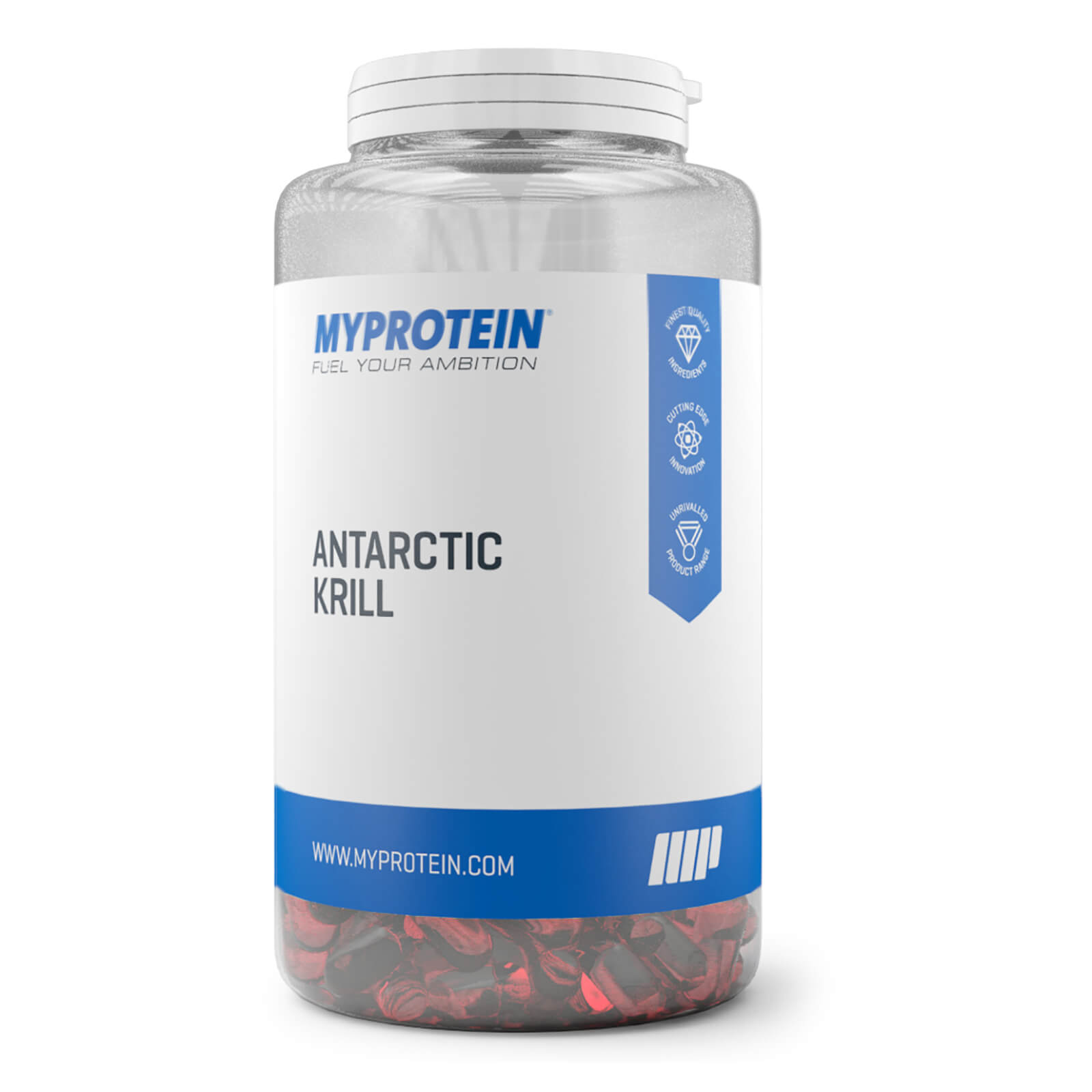 Antarctic Krill Oil - Unflavoured - 90 capsules