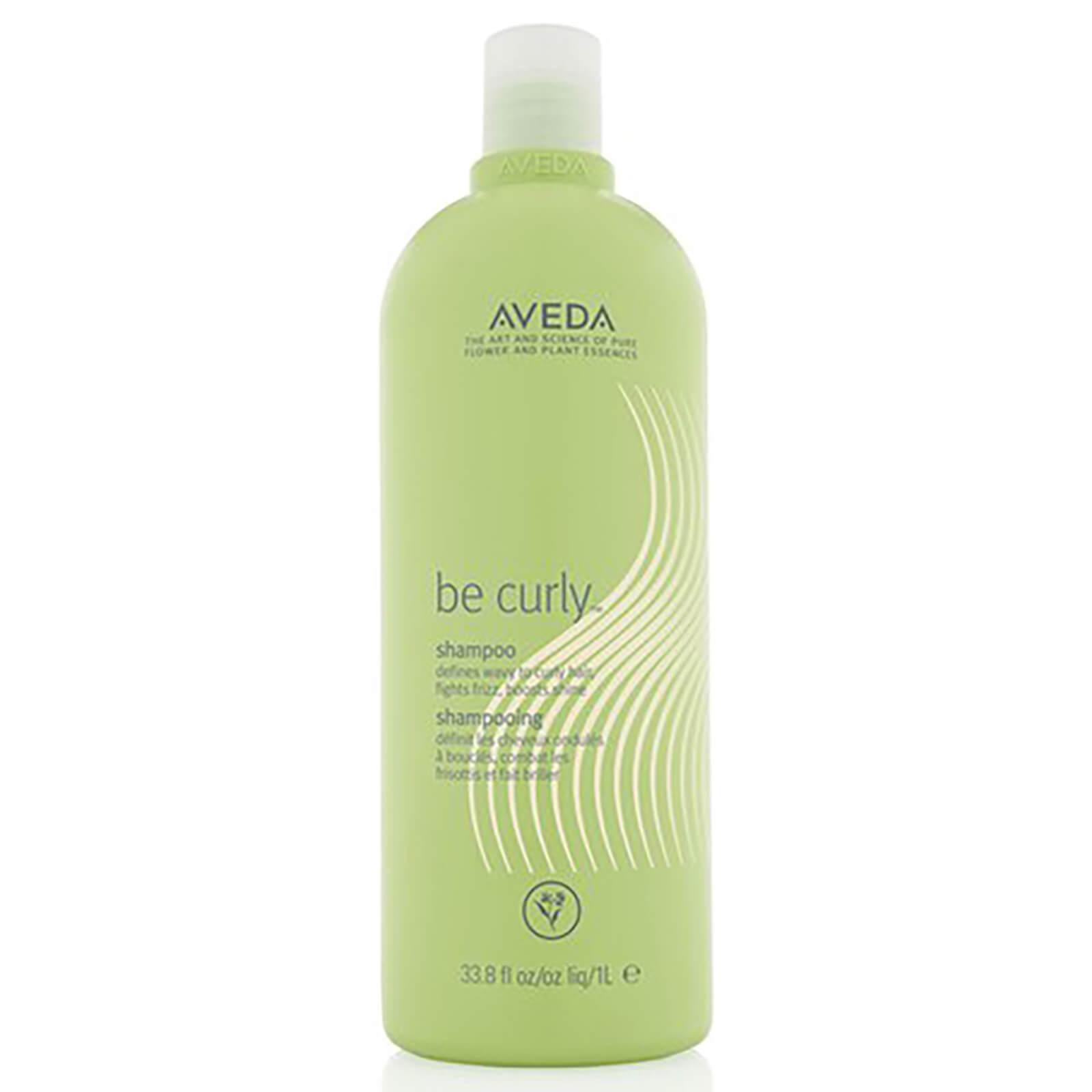 Aveda Be Curly Shampoo (1000ml) - (Worth £70.00)  f412ac887062