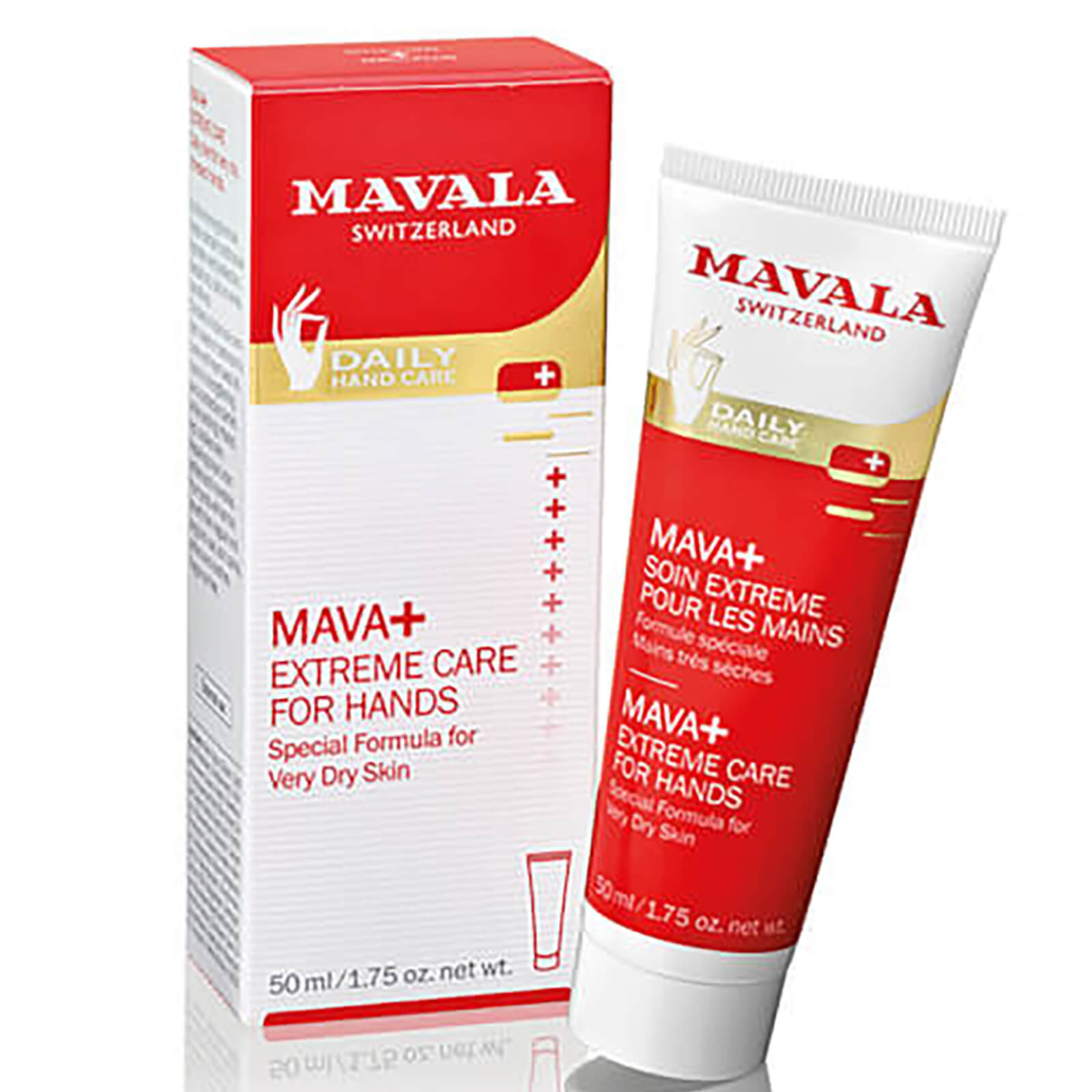 Mavala Switzerland Mava plus extreme hand care cream