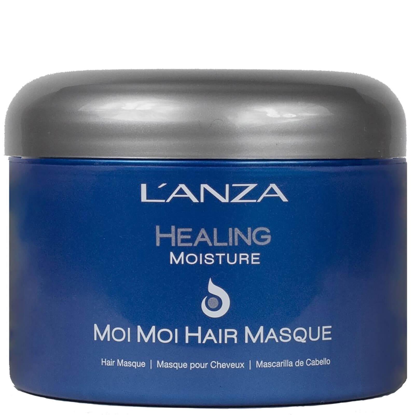 L Anza Healing Moisture Moi Moi Hair Masque 200ml Free