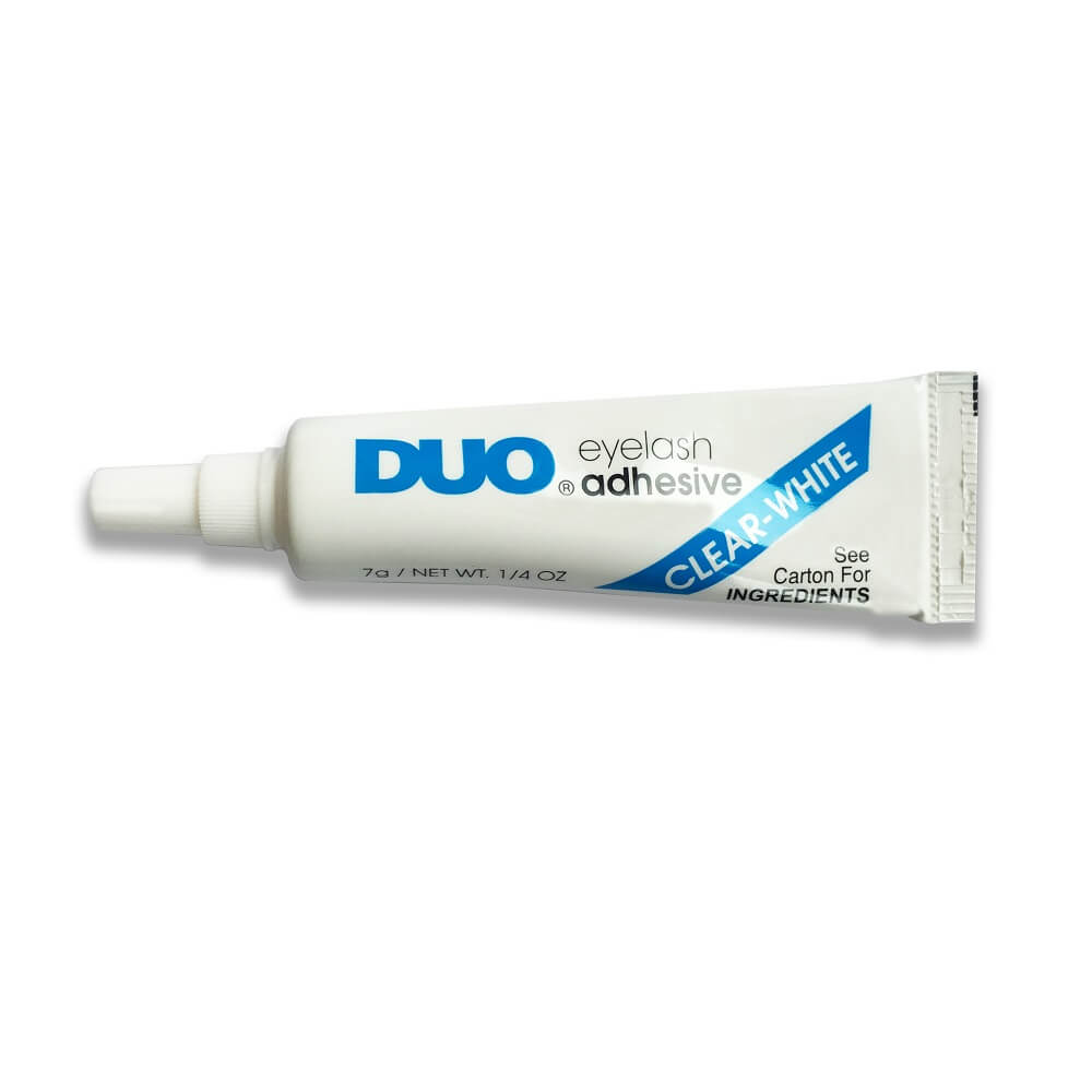 c60432dd817 Duo Striplash Adhesive Glue 7g - White/Clear | Free Shipping | Lookfantastic