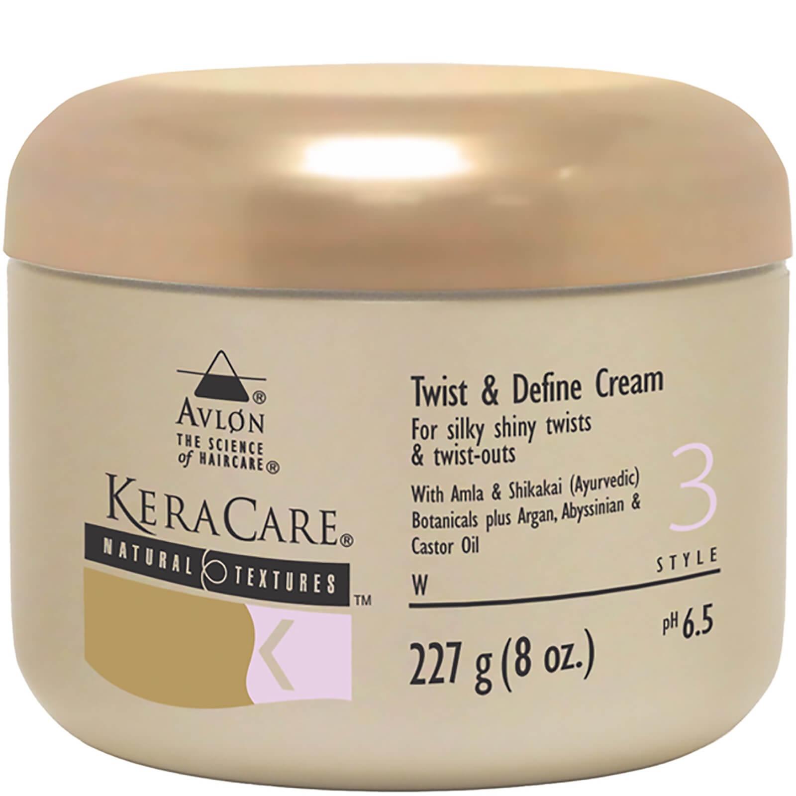 KeraCare Natural Textures Twist & Define Cream (8 oz )