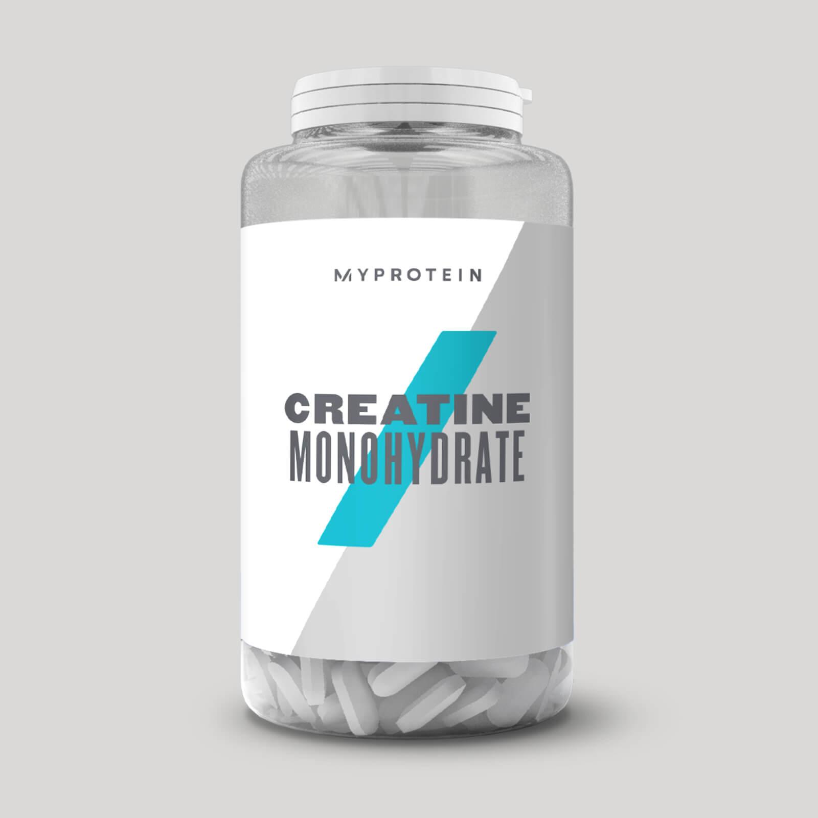 16d12d848 ... Monohidrato de Creatina - 250Tabletas - Sin sabor