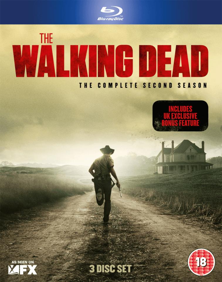 The Walking Dead Complete Season 2